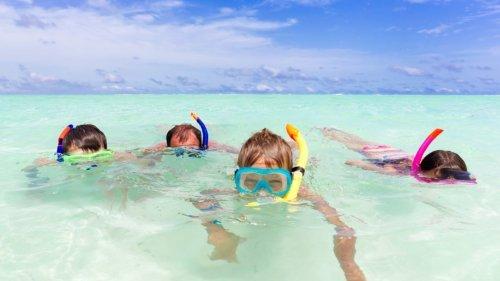 Family Holiday Maldives Innahura
