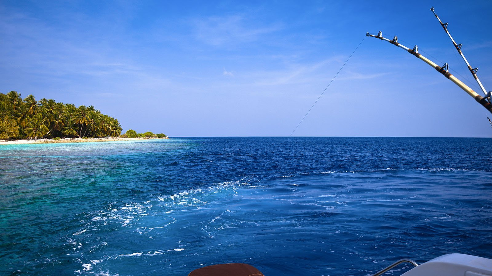Maldives fishing Innahura