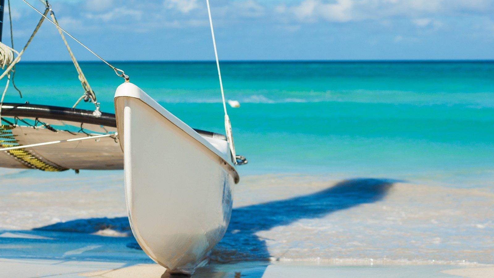 Sailing Maldives Innahura