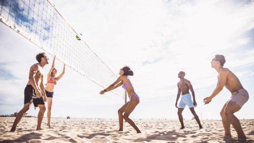 Volleyball Innahura Maldives
