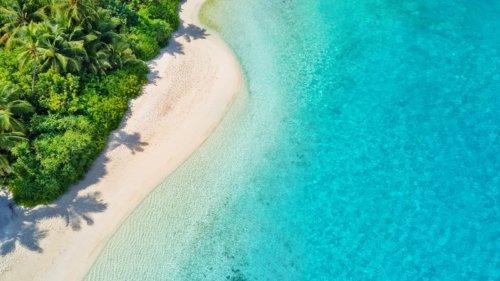 Maldives Island Beach Innahura