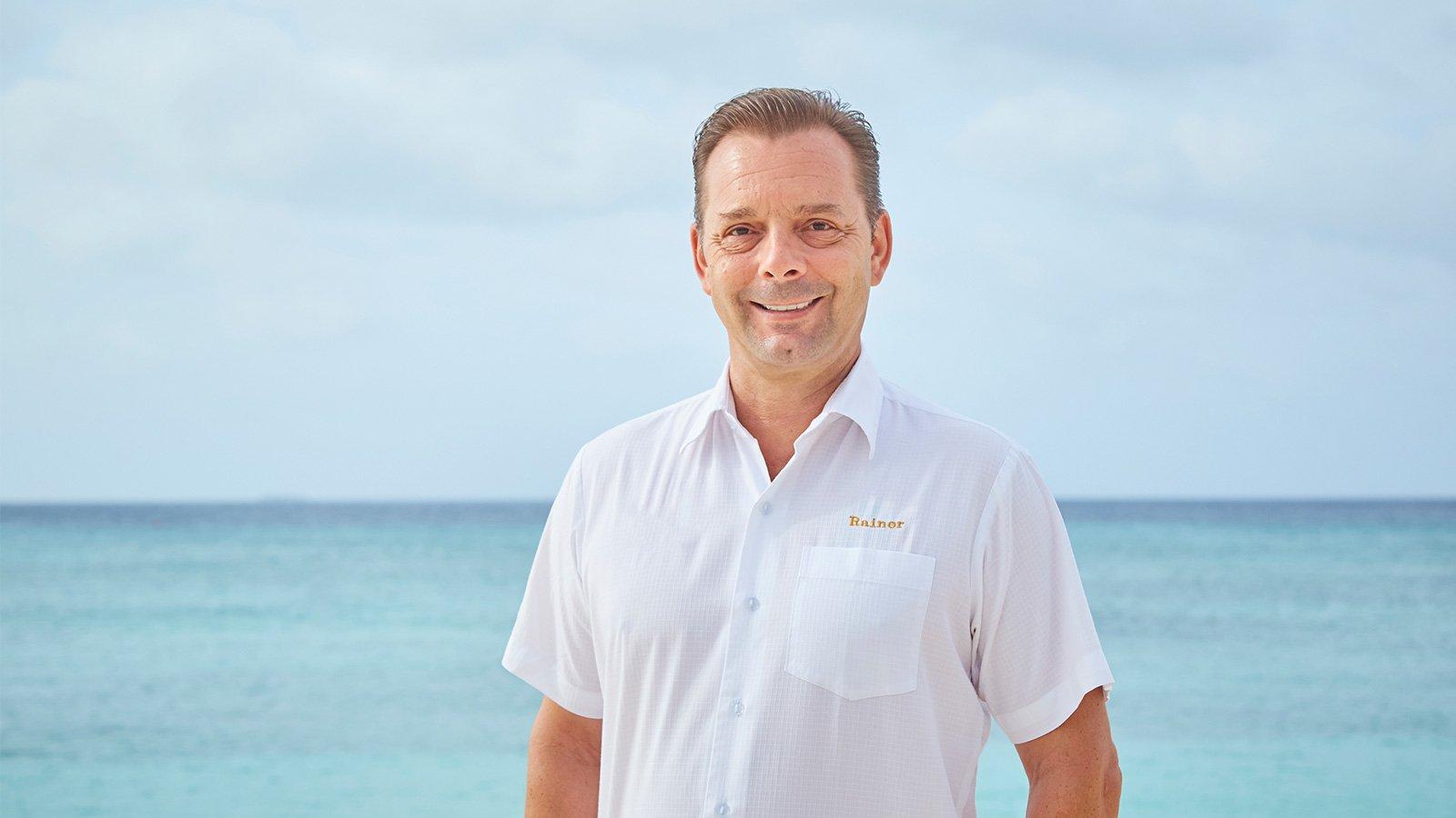 Rainer Steinhilber Innahura Maldives