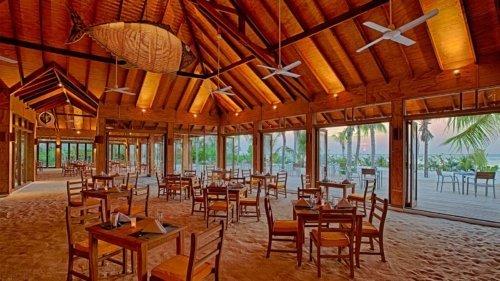Restaurant Innahura Maldives