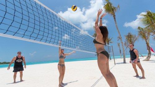 Beach Volley Maldives Innahura Resort