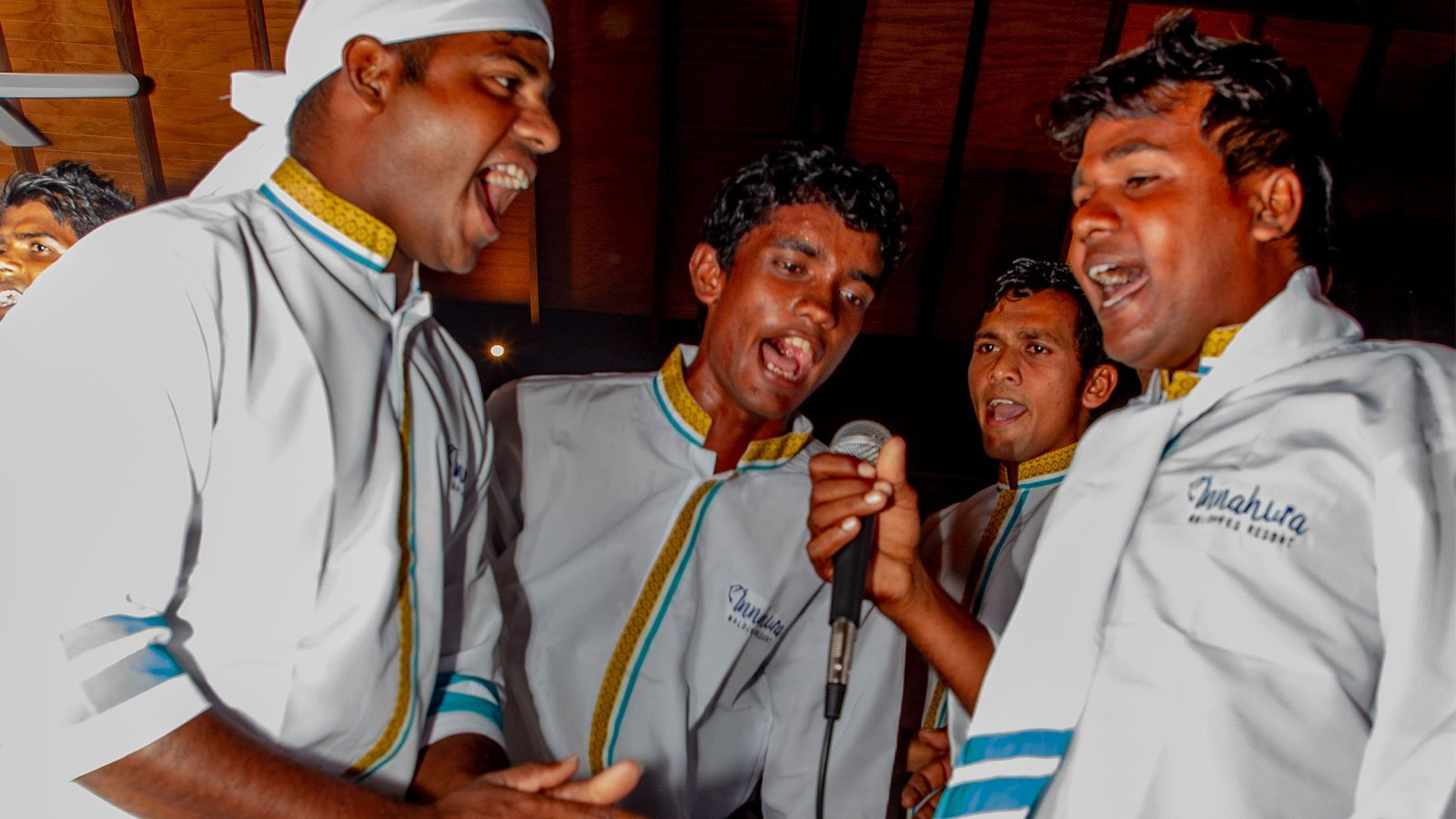 entertainment Innahura Maldives Resort