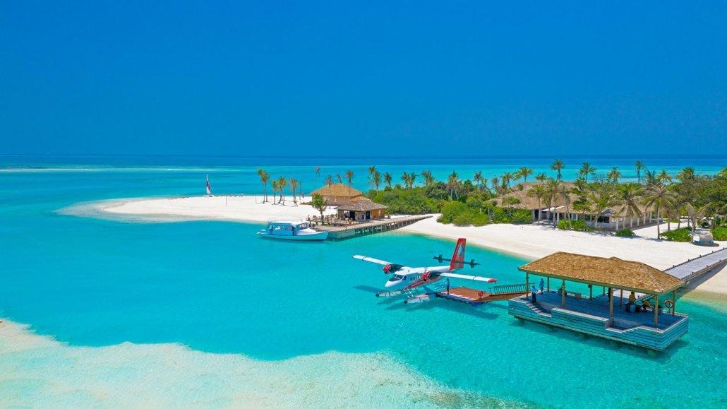 Jetty Maldives Innahura Resort