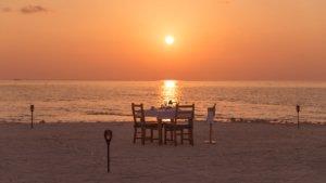 Private Dining Maldives Innahura Resort