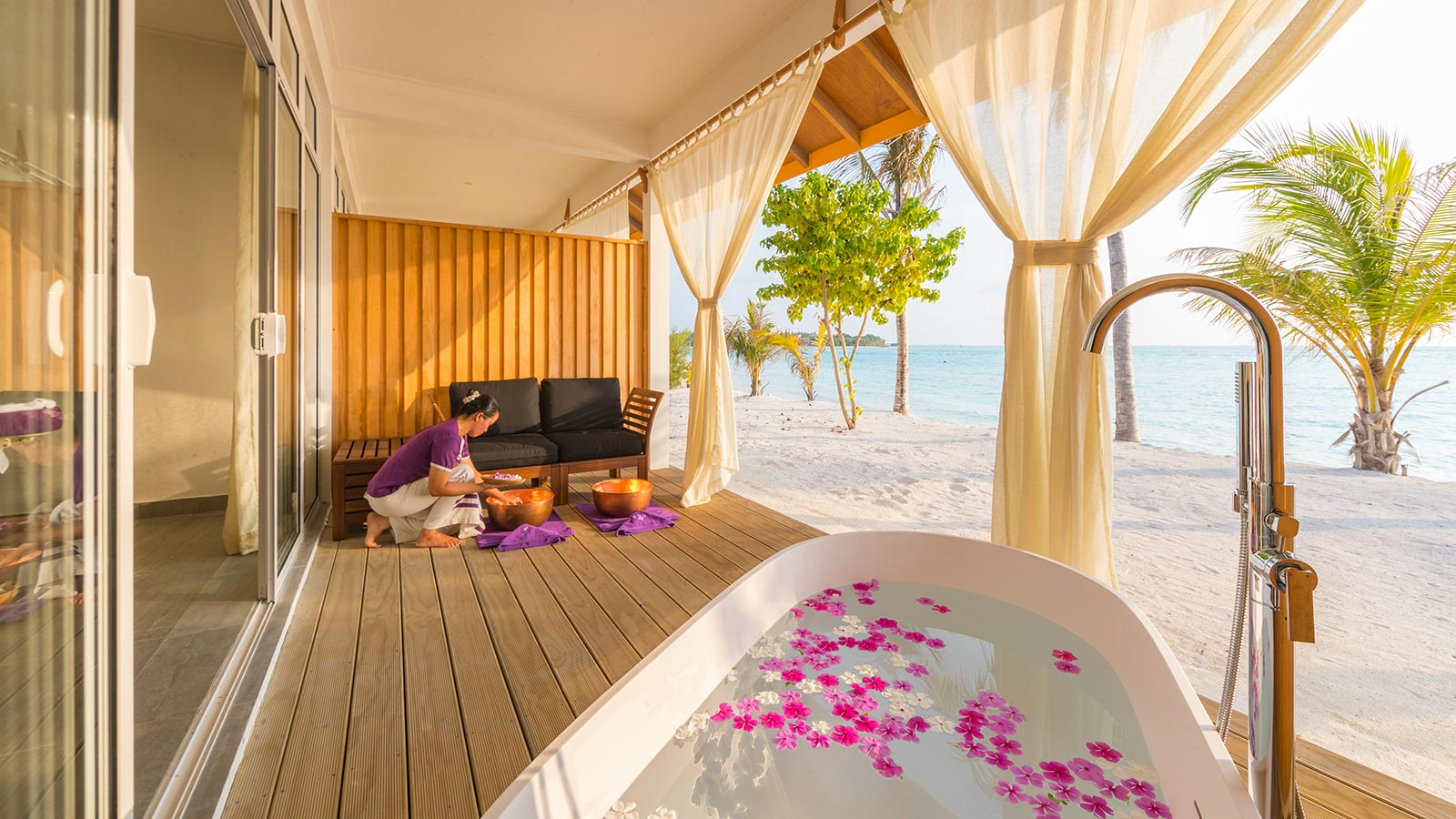 Spa Maldives Innahura Resort