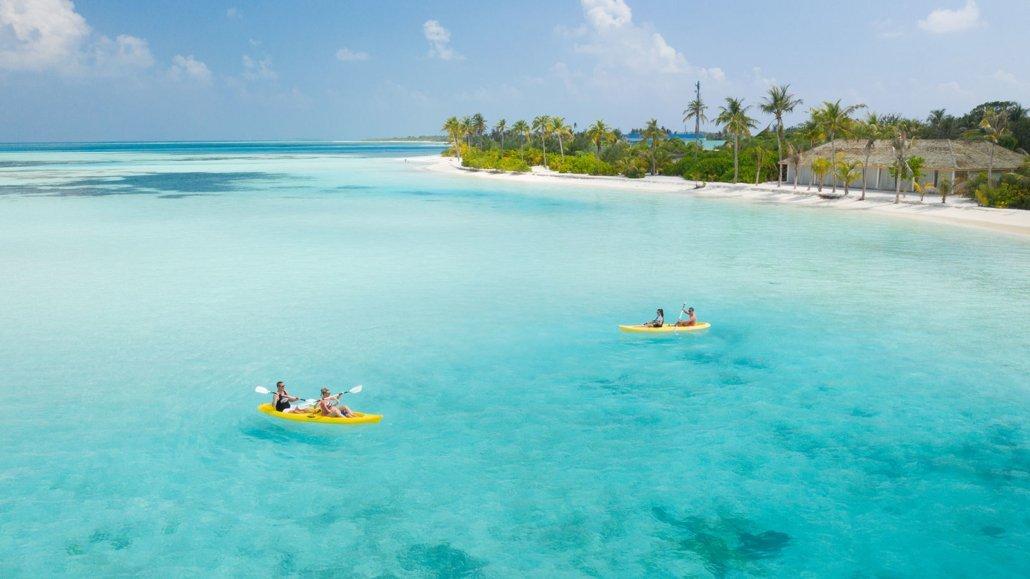 Kayak Maldives Innahura Resort