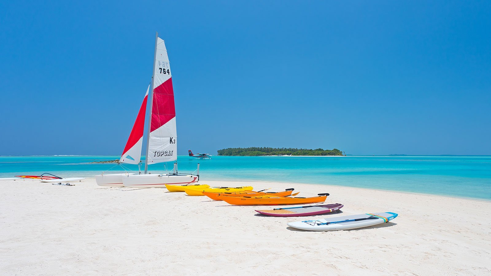 Watersports Maldives Innahura Resort